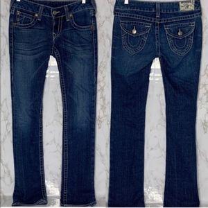 True Religion Jeans Straight Billy 28 w162076a98
